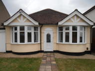 Detached Bungalow in Dorian Road, Hornchurch...