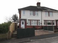 3 bed semi detached house in Gilcroft Street, Skegby...