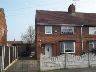 semi detached house in Mapplewells Crescent...