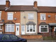 Terraced home to rent in East View, Langwith...