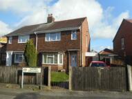semi detached house in Barnes Crescent...