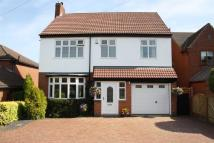4 bed Detached house in Hansom Road, Hinckley