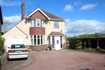 Detached property for sale in Leicester Road, Hinckley