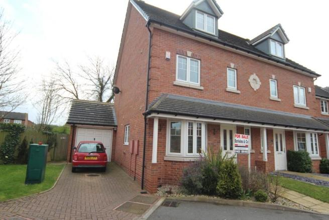 8, Sketchley Court,