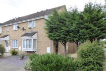 Terraced house for sale in DURHAM CLOSE, BIGGLESWADE