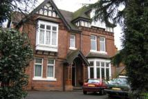 Studio apartment in Russell Road, Moseley
