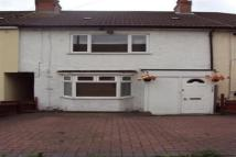 Terraced home in Chinnbrook Road...
