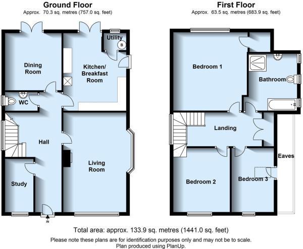 Floor Plan - 4 Blatc