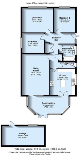 Floor Plan - 20 Chur