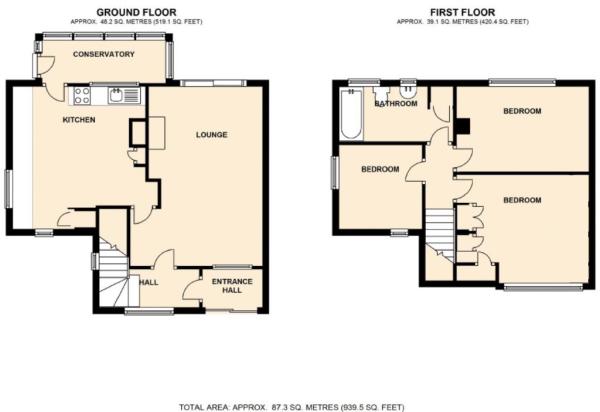 Floorplan - 78 Walme