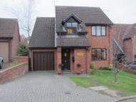 Detached property in Binfield Village