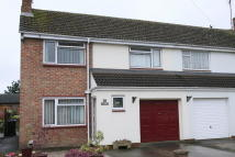 semi detached house in Avon Road, Melksham, SN12