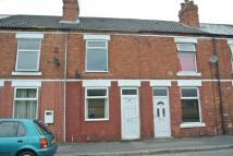 Terraced property in Digby Street, Ilkeston
