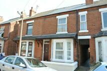 Terraced home in Birley Street...
