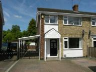 3 bed semi detached property in Austen Avenue, Sawley