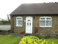 Terraced Bungalow for sale in Belvoir Close, Breaston