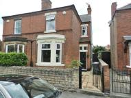 3 bed semi detached home for sale in George Avenue, Long Eaton
