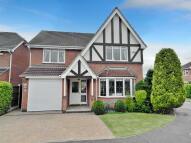 4 bedroom Detached home in Robins Close, Elvaston
