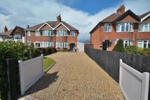 3 bed semi detached home for sale in Wilsthorpe Road, Breaston