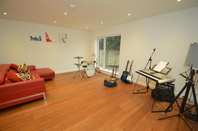 Reception/Music Room