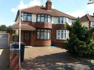 Fairview Road semi detached house to rent