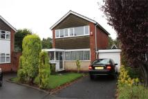 3 bed Detached property to rent in Tyrley Close, Compton...