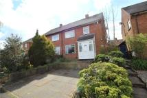 3 bedroom semi detached house to rent in Swancote Drive...
