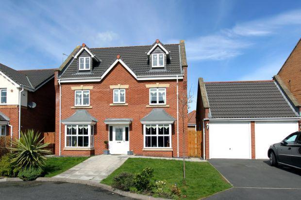 5 bedroom detached house for sale in truman close for Home architecture widnes