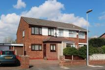 3 bed semi detached home in Glebe Lane, Widnes