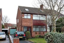 semi detached home in Malton Close, Widnes