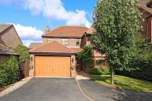 Detached house for sale in Pex Hill Court, Widnes