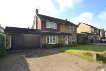 Detached home in Tiptree Road...