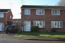 3 bedroom semi detached home for sale in Beech Close...