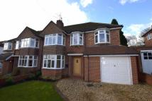 Newlands Avenue semi detached property for sale