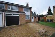 3 bedroom End of Terrace home in Talbot Close, Caversham...