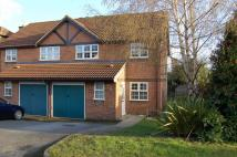 semi detached property in Rufus Isaacs Road...