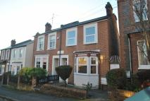 Hemdean Hill semi detached house for sale