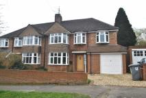 5 bedroom semi detached property to rent in Newlands Avenue...