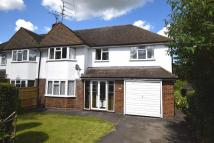 semi detached property for sale in Haldane Road, Caversham...