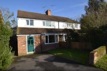 3 bedroom semi detached property in Geoffreyson Road...