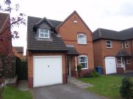 3 bed Detached home in Bryony Way...