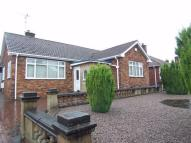 3 bedroom Detached Bungalow in Park Road, Shirebrook...
