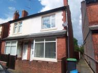 Clumber Street semi detached house to rent