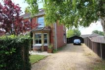 4 bed semi detached property to rent in Church Road, SO31