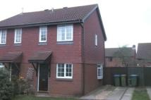 2 bedroom semi detached house in Stonecrop Close Locks...