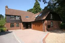 Detached house for sale in Cherry Tree Lodge...