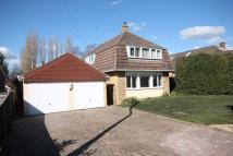 Detached home in Locks Heath Park Road...