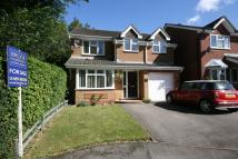 Detached house in Burmese Close, Whiteley...