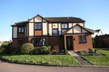 Detached home in Saxon Close, Warsash...