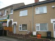 Terraced property in Crombey Street, Swindon...